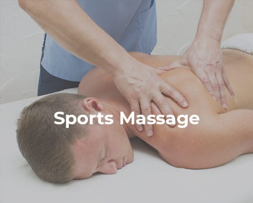 sports massage Thornbury, physio