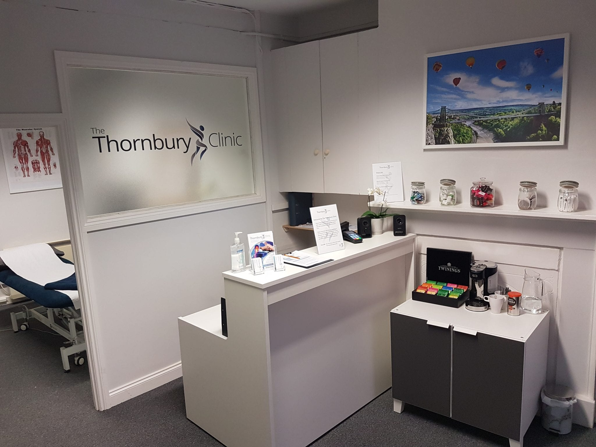 Thornbury Sports Injury, Massage