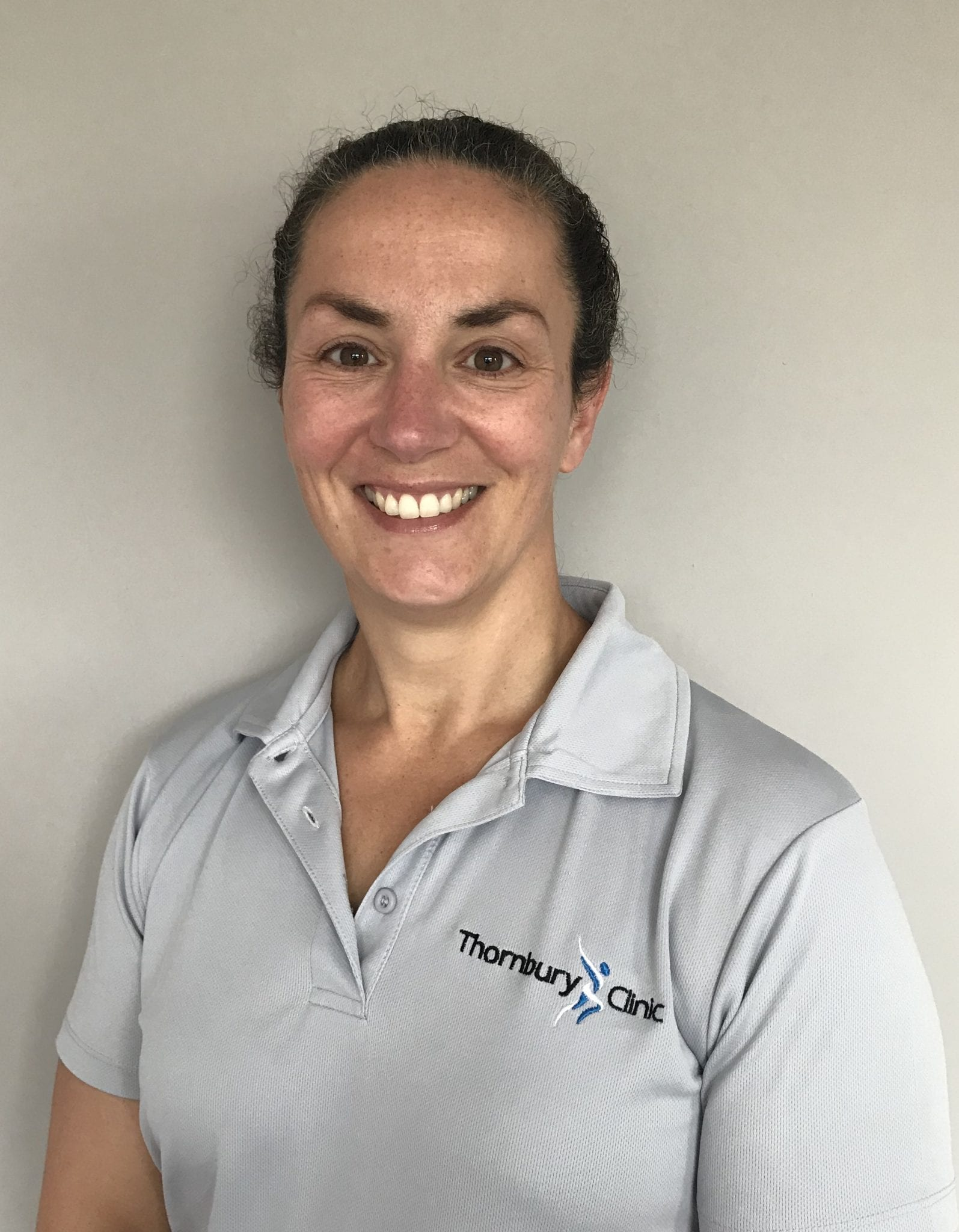 Megan, physiotherapist. Physiotherapy.